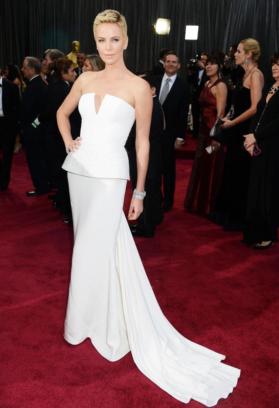 fantastisk flot kjole