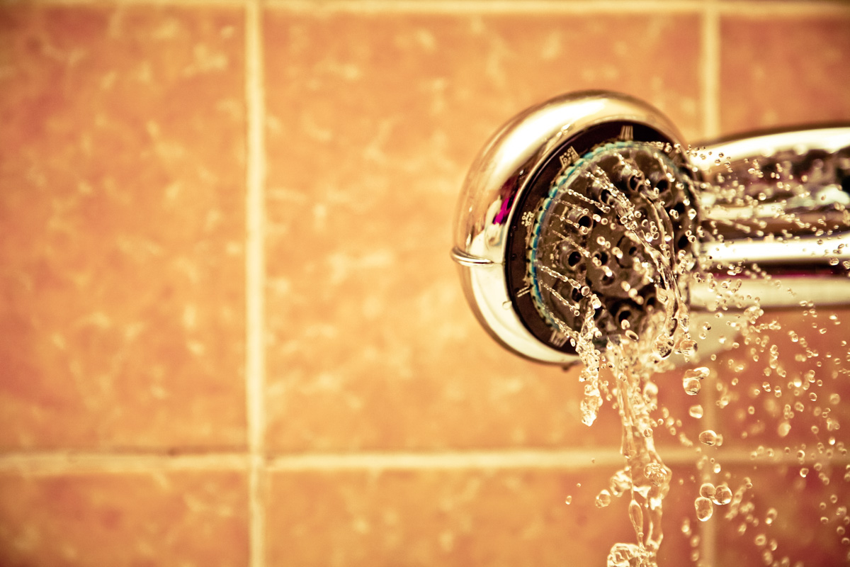 Badeværelses indlæg