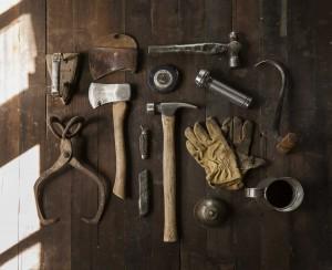 værktøj til badeværelset