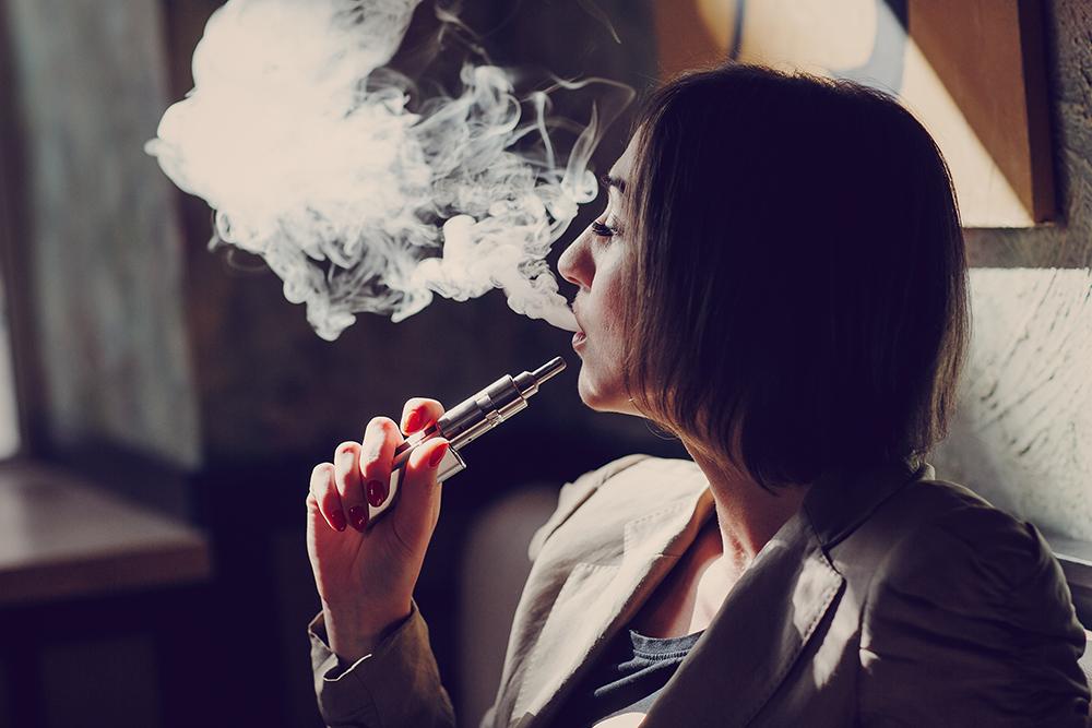 Drop cigaretterne